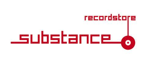 <p>Logo<br /> <strong>Substance Recordstore</strong><br /> Plattenladen/Wien</p>